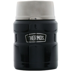 Thermos King Récipient pour aliments 450 ml de titane, dark blue
